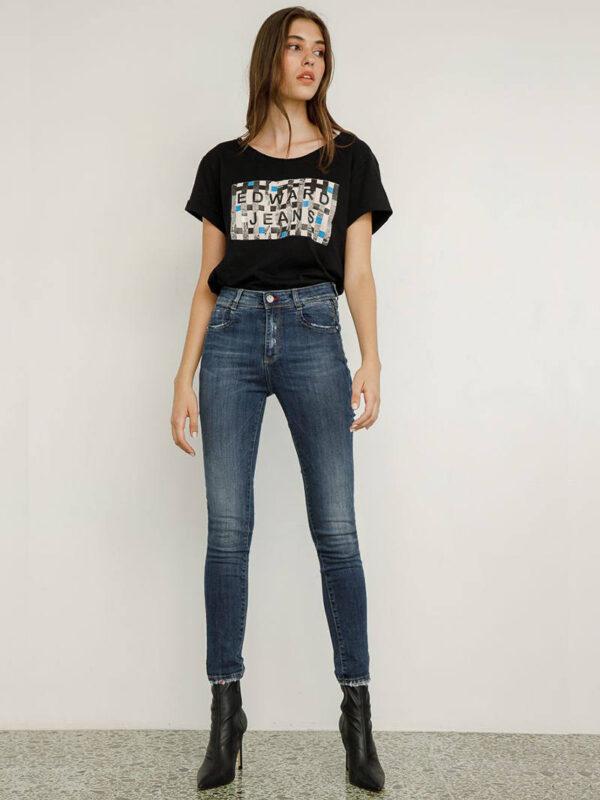 Jean γυναικείο παντελόνι